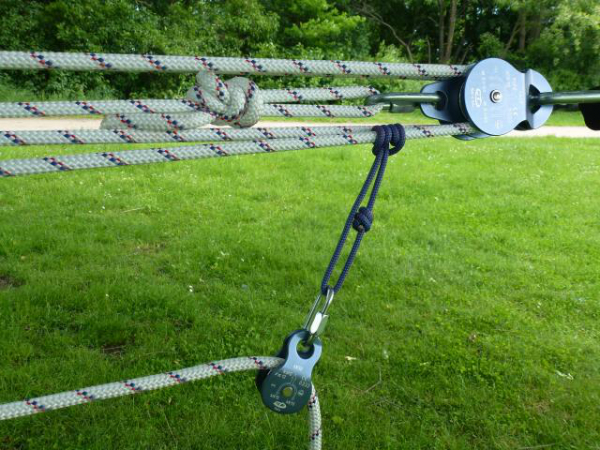 "Longline Pulley ""Pure"""